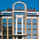 MDM bank headquarter, Moscow (Russia)
